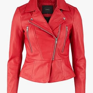 Cheryl Blossom Southside Serpents Red Jacket