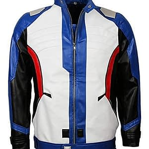 Men's Overwatch Soldier 76 John Jack Morrison Jacket